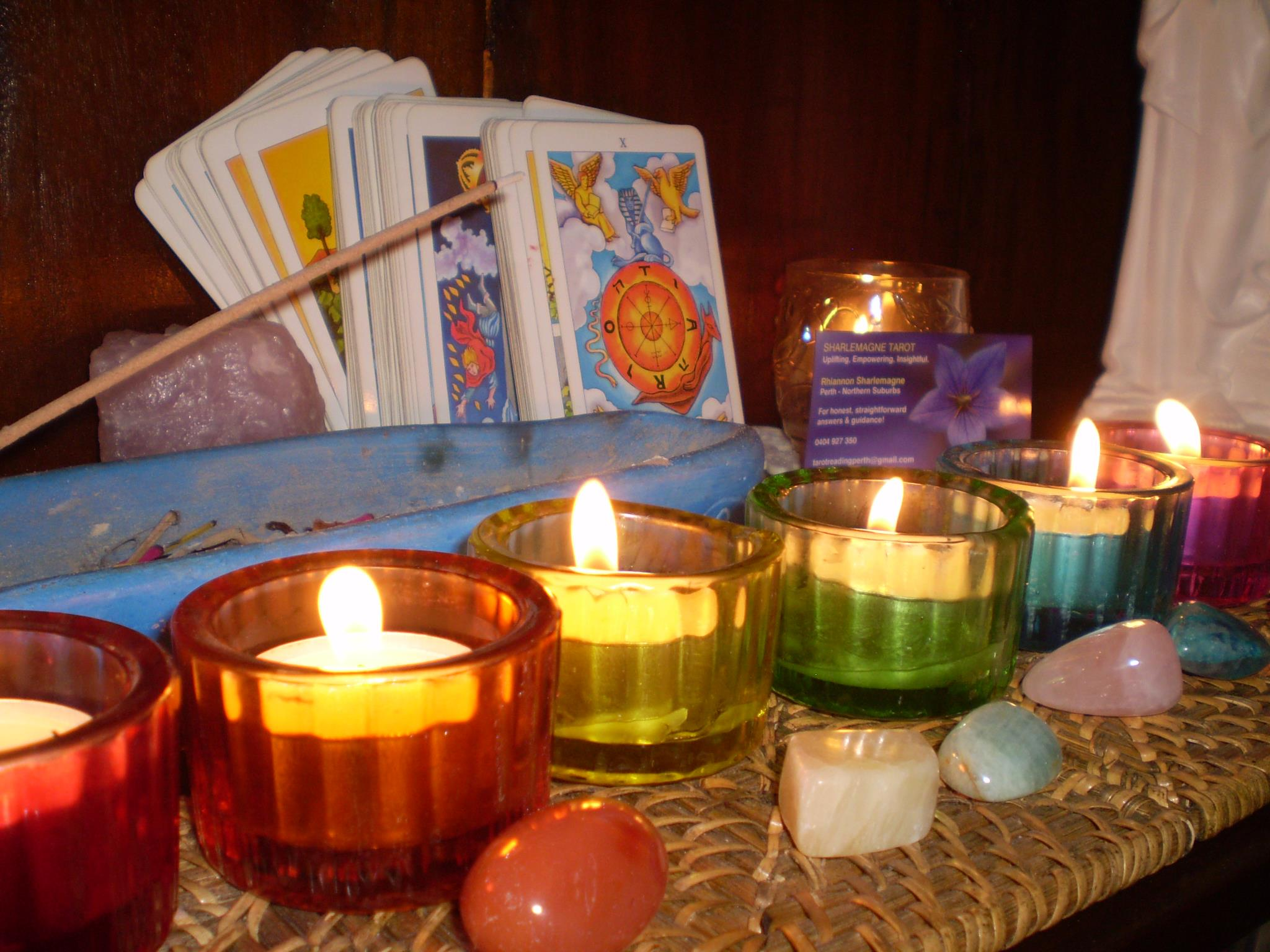Tarot Reading Perth