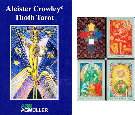 Aleister Crowley - Thoth Tarot Deck