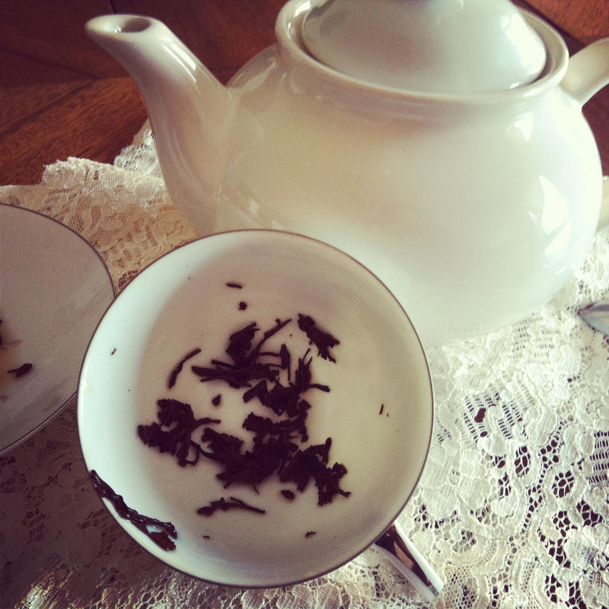 Tea Leaf Readings