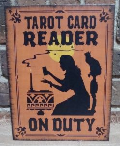 Tarot Tea Party